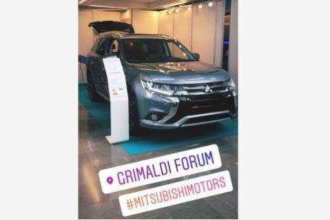 Mitsubishi Motors présent au salon Ever Monaco