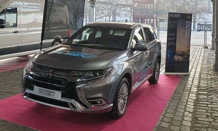 Mitsubishi Motors sera présent aux Rencontres FlotAuto 2020