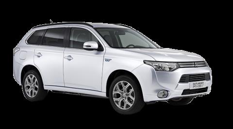 Mitsubishi Outlander PHEV : n°1 des ventes d'hybrides rechargeables en France en 2014