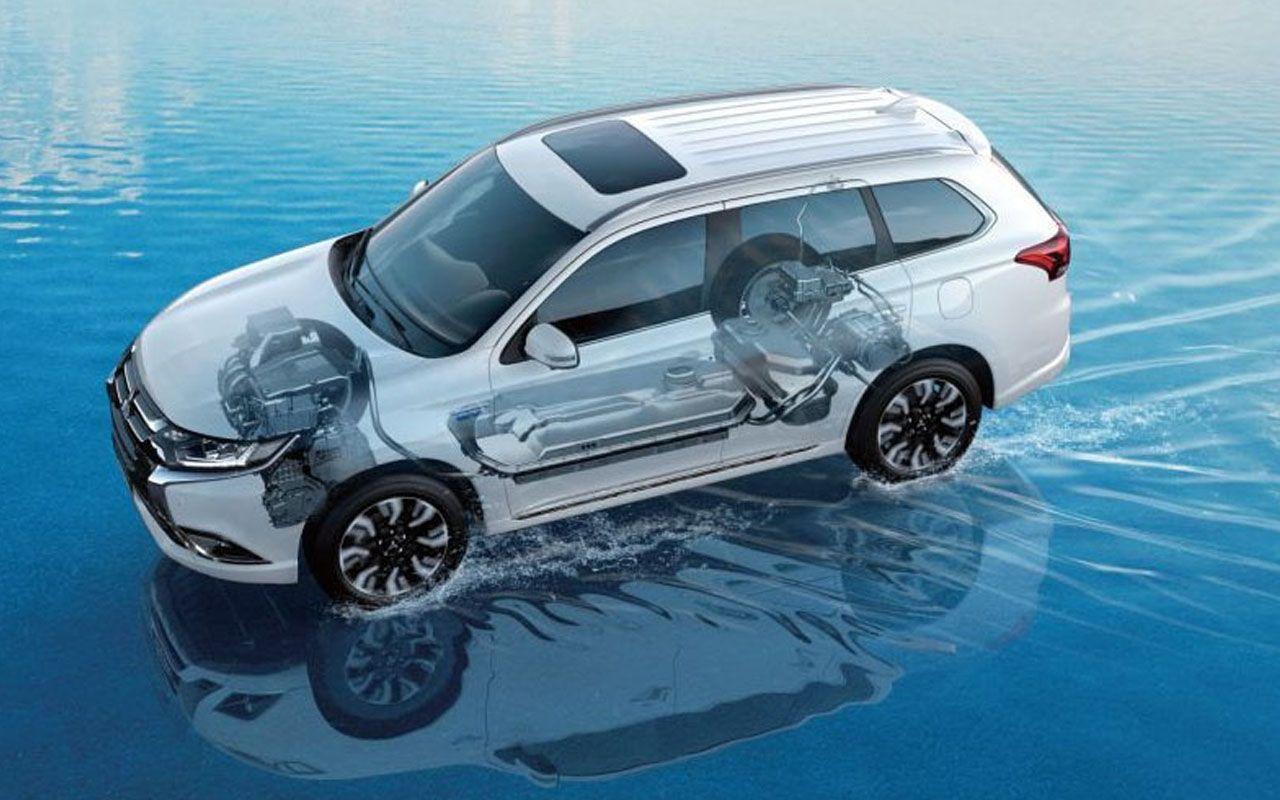 nouvel outlander phev la voiture mitsubishi hybride rechargeable. Black Bedroom Furniture Sets. Home Design Ideas