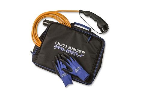 Sac de rangement de câble de charge (gants inclus)