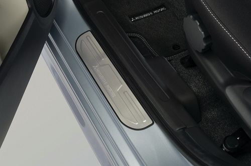 Seuils de portes en acier inoxydable