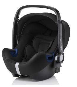 Siège enfant Baby-Safe i-Size 0-13kg (disponible pour les versions Double Cab et Club Cab)
