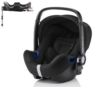 Siège enfant Baby-Safe i-Size et attache Baby-Safe Flex Base 0-13kg