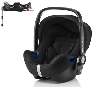 Siège enfant Baby-Safe i-Size et attache Baby-Safe Flex Base 0-13kg (disponible pour la version Double Cab)