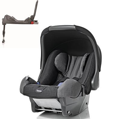 Siège enfant Baby-Safe Plus et attache Baby-Safe Isofix Base 0-13kg