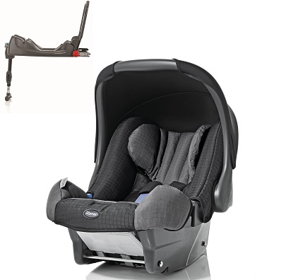 Siège enfant Baby-Safe Plus et attache Baby-Safe Isofix Base 0-13kg (disponible pour la version Double Cab)