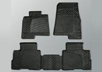 Tapis de sol caoutchouc châssis long / court
