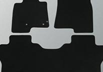 Tapis de sol textile châssis long/court