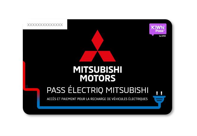 Carte Mitsubishi