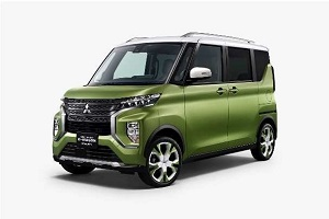 Mitsubishi Motors Super Height K-Wagon Concept profil